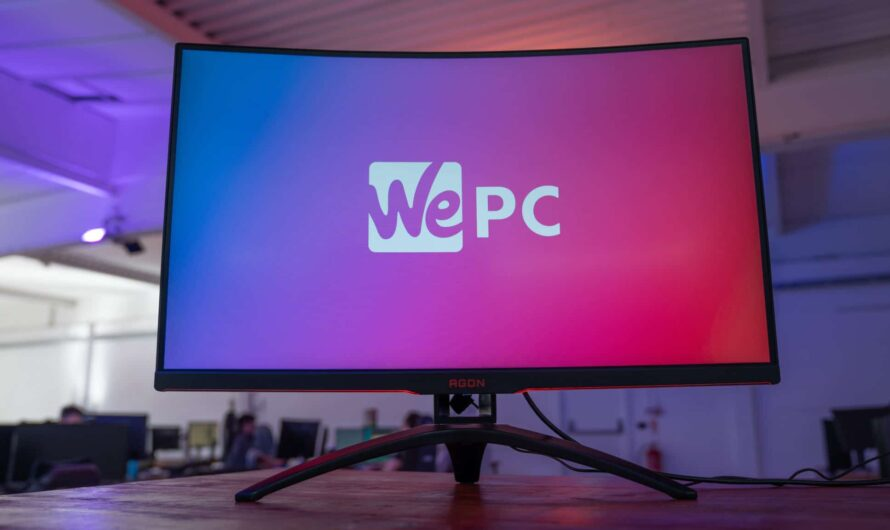 AOC Agon AG322QC4 Monitor Review – Premium Features On A Budget