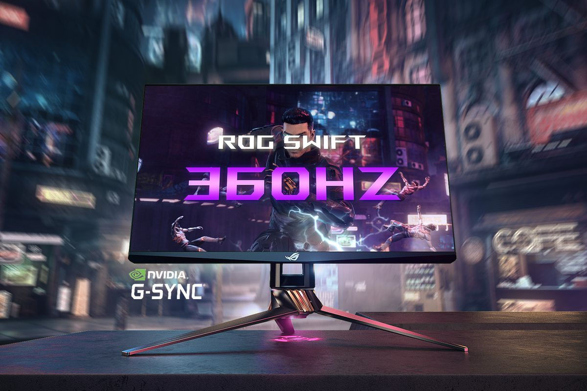 best 360hz gaming monitor