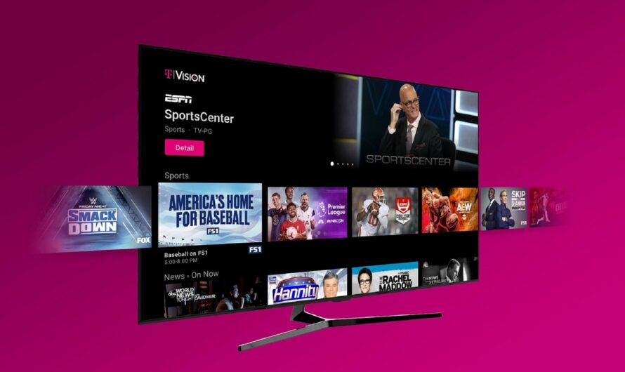 T-Mobile's new streaming TV bundle makes a lot of sense