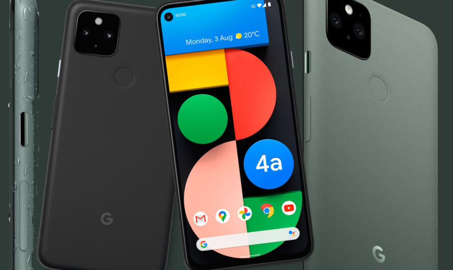 The Google Pixel 5 has arrived with a new definition of 'flagship' phone