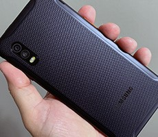 Samsung Galaxy XCover Pro Review: Rugged With Push To Talk