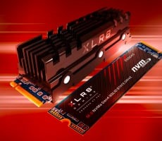 PNY's XLR8 CS3040 PCIe 4 SSD Delivers 5,600MB/s Speeds For Mainstream PC Enthusiasts