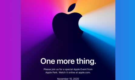 """apple-plans-""""one-more-thing""""-event-for-november-10-to-show-off-its-new-macs"""