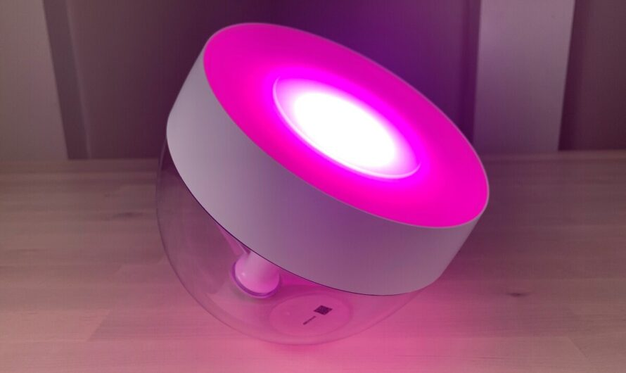 Philips Hue Iris review: This gorgeous accent light supports both Zigbee and Bluetooth