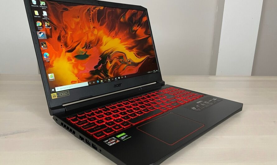 Acer Nitro 5 review: This budget gaming laptop keeps getting better