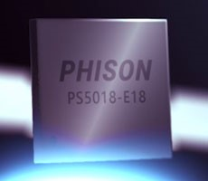 Phison's New E18 SSD Controller Pushes Blistering-Fast Speeds Up To 7,400MB/s Over PCIe 4