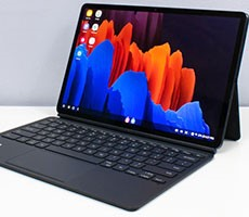 Samsung Galaxy Tab S7+ Review: Dex Empowers Productivity