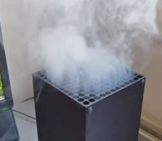 Microsoft Advises Don't Be Lame And Blow Smoke Into An Xbox Series X For Clickbait