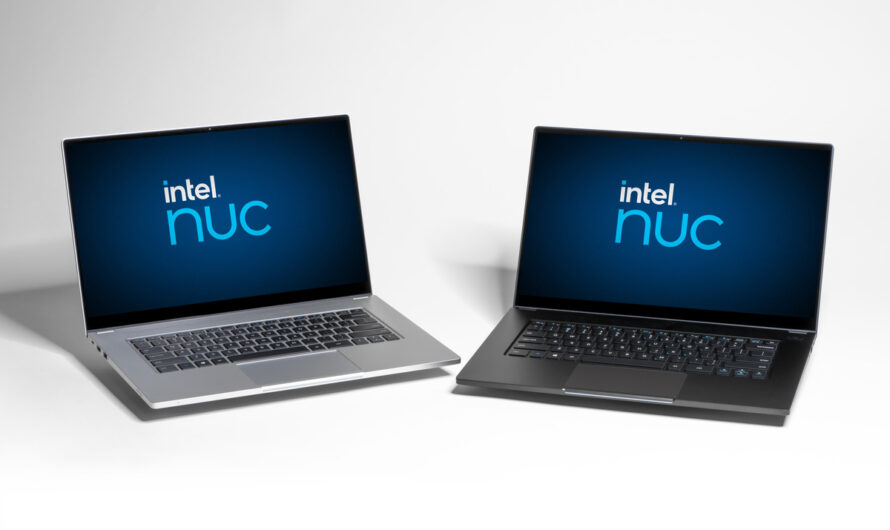 Intel's first NUC laptop is stylishly generic notebook for the rest of us