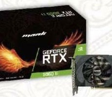 GeForce RTX 3060 Ti Full Specs Leak Reveal 1.67GHz Boost And 200W TDP For Dec 2 Launch