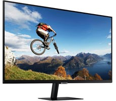 Samsung's New Smart Monitors Bring Streaming TV App Functionality To Your PC