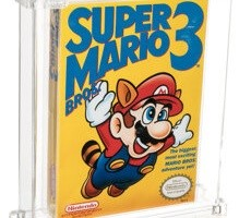 This Copy Of Super Mario Bros 3 Just Broke A World Record As Most Expensive Game Ever Sold