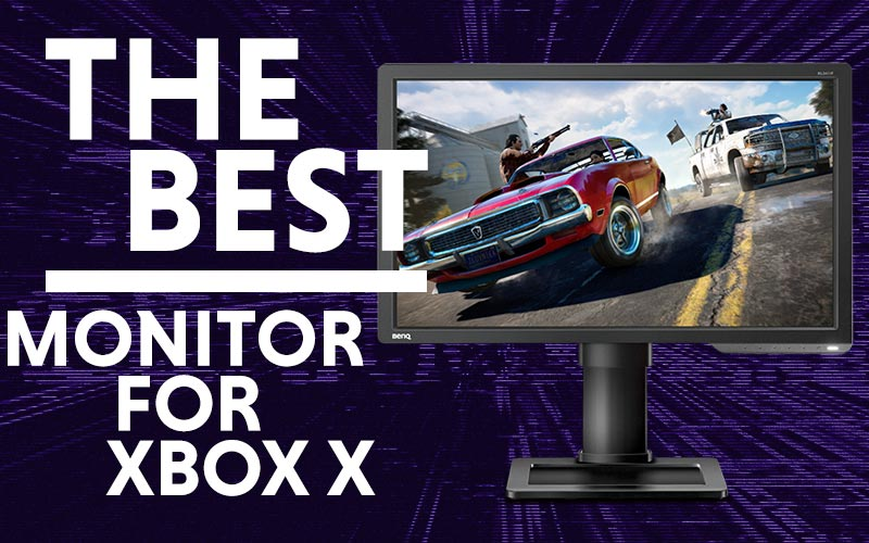 Best Monitor for Xbox X