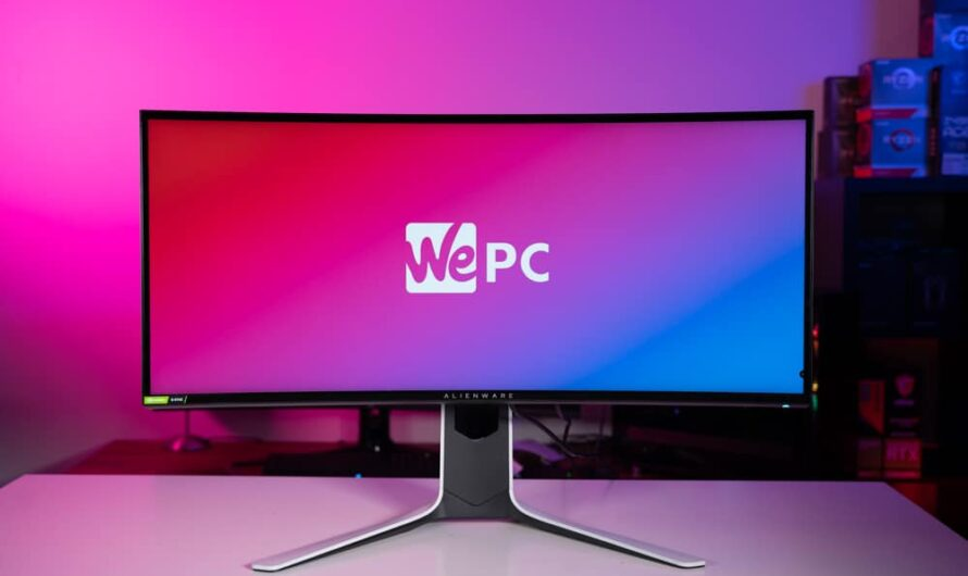 Alienware AW3420DW 34Inch Ultawide Gaming Monitor Review