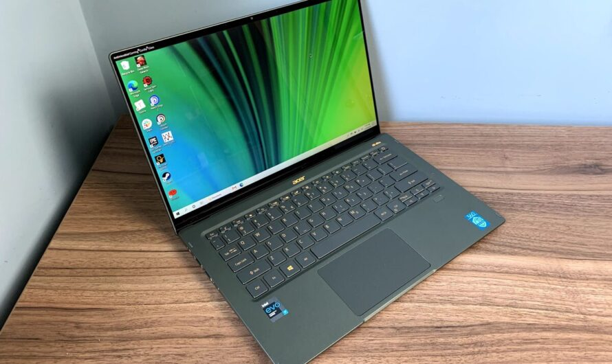 Acer Swift 5 (2020) review: This MacBook Air alternative plays Fortnite