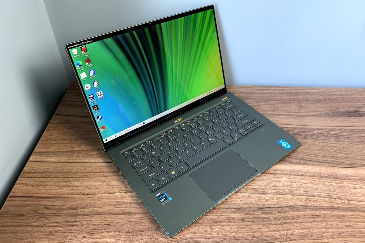Acer Swift 5 (2020) review: This MacBook Air alternative ...