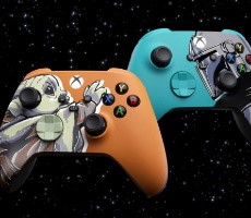 Here's Your Chance To Win Mandalorian-Themed Xbox Controllers From Microsoft