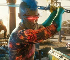 see-cyberpunk-2077's-aboveground-train-system-that-was-seemingly-abandoned-prior-to-release