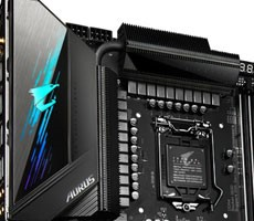 Gigabyte Z590 Aorus Xtreme Intel Rocket Lake-S Motherboard Images Leak