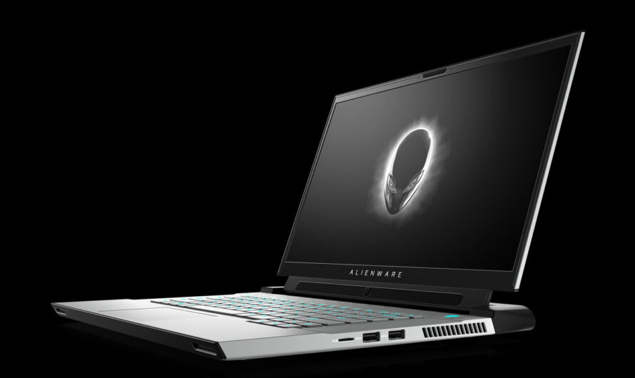 Alienware's m15 and m17 laptops level up with GeForce RTX 30-series GPUs