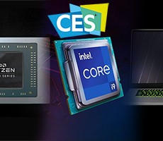 2.5 Geeks: CES 2021 New Breakdown: Intel, AMD, NVIDIA, Qualcomm, Lenovo, ASUS And More!