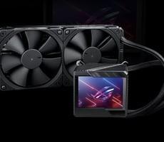 ASUS ROG Ryujin II 240 CPU Cooler Teased With Glorious 3.5″ Display