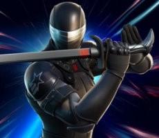 G.I. Joe Fortnite Snake Eyes Skin And Action Figure Deliver Ultimate 80s Kid Nostalgia Gaming Fun