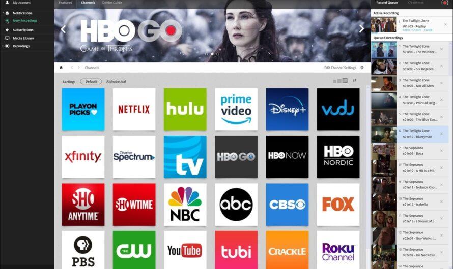 PlayOn's streaming video DVR just got a lot better