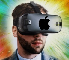 Apple's Mixed Reality Headset Rumored With Dual 8K Displays And Eye-Tracking