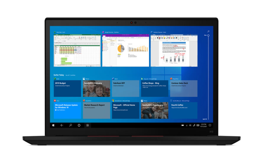 Lenovo's new ThinkPads offer better screens and Ryzen 5000 CPUs