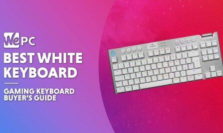 best-white-gaming-keyboard