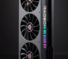 Lenovo Has Its Own Radeon RX 6800 XT That's A Cool Blast From AMD's Past