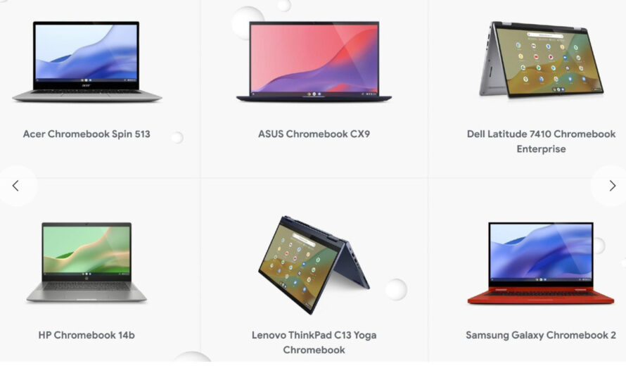 Google is working to solve the Chromebook's support problem