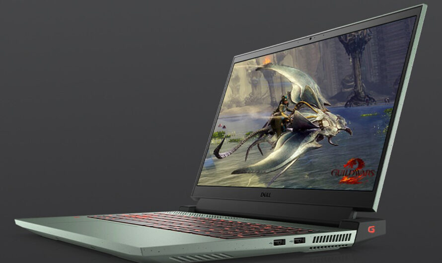 The Dell G15 gaming laptop debuts with a little mystery
