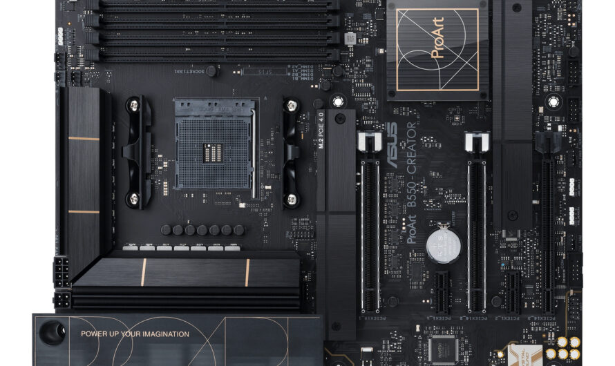 Why Asus just made the first Thunderbolt 4 motherboard for Ryzen CPUs