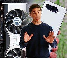 2.5 Geeks: Radeon RX 6700 XT Benched, ASUS ROG Phone 5 Reviewed