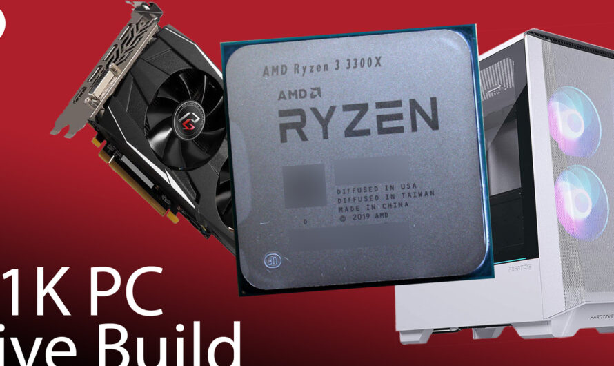 Watch us build our 'unicorn' PC, live!