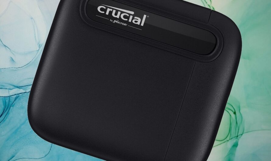 Crucial X6 USB SSD review: Good price, good performance, good design