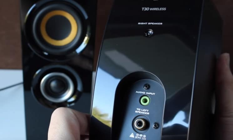 Creative T30 Wireless Bluetooth 3.0 unbox