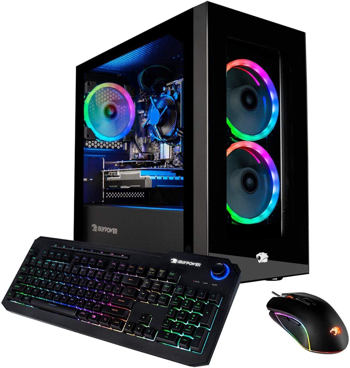 iBUYPOWER Pro Gaming PC (Element Mini 9300)