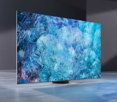 Samsung Unleashes 76-Inch MicroLED TV And FreeSync Premium Pro Gaming Displays