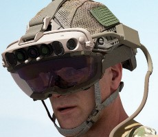 Microsoft Inks $22 Billion Deal With U.S. DoD To Supply Modified HoloLens AR Headsets To Troops