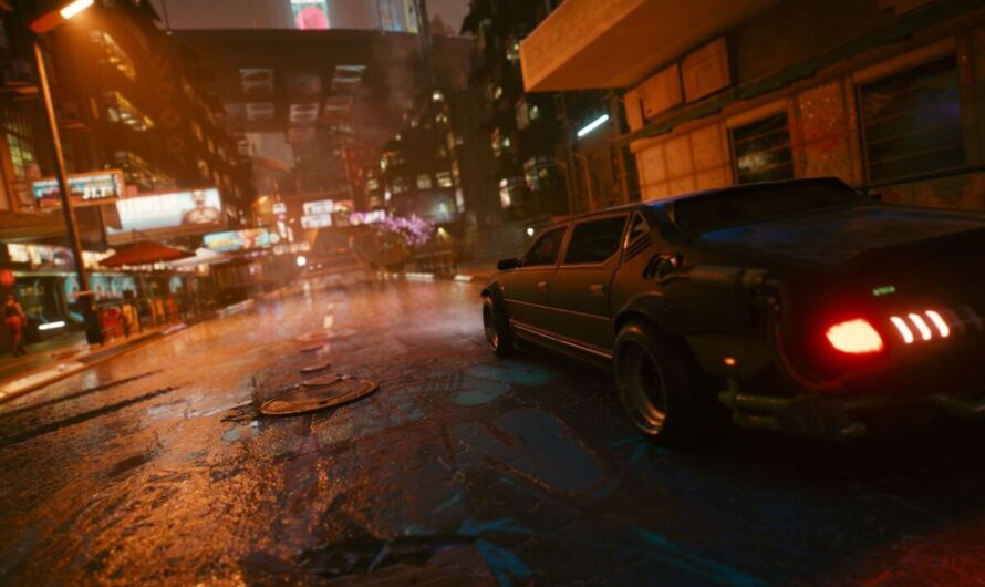 Cyberpunk 2077 proves AMD's DLSS rival can't come soon enough