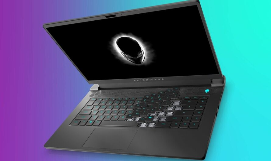 Alienware m15 and Dell G15 gaming laptops feature AMD Ryzen for the very first time
