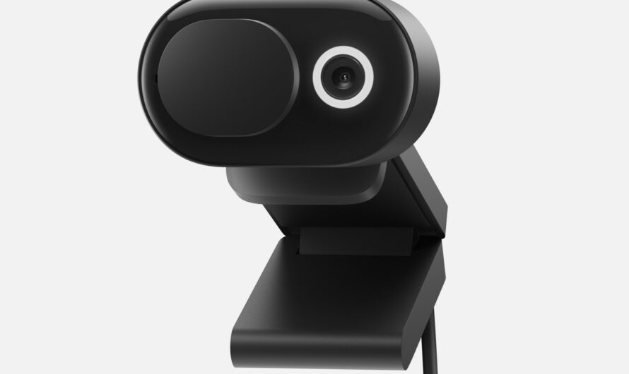 Microsoft's Modern peripherals include a 1080p webcam, headsets and a speaker