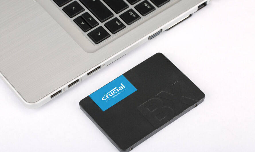 Crucial BX500 SATA SSD review: An affordable upgrade drive