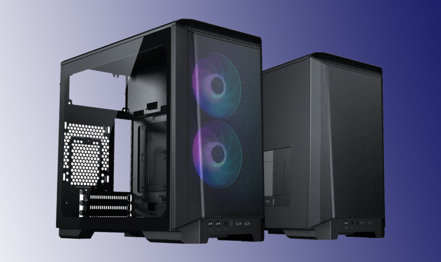 Phanteks goes mini with its Eclipse P200A ITX case
