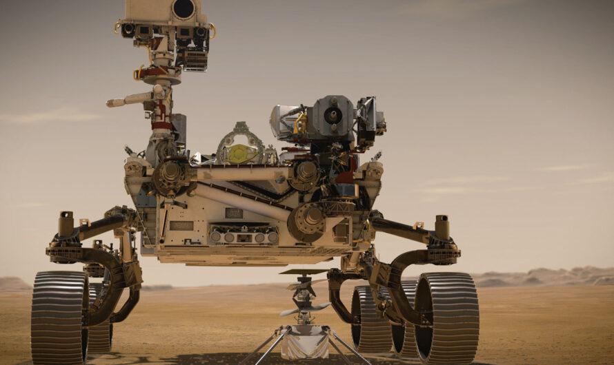 Finally, a good use for Intel's lowly Atom CPU: Inside NASA's $2.7B Perseverance rover