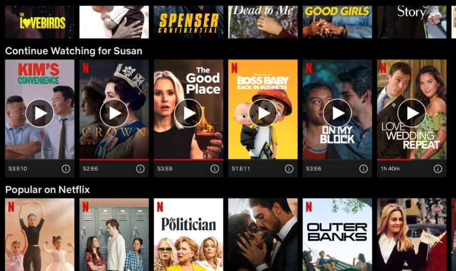 Can't decide what to watch? Netflix's 'Play Something' button rolls out today