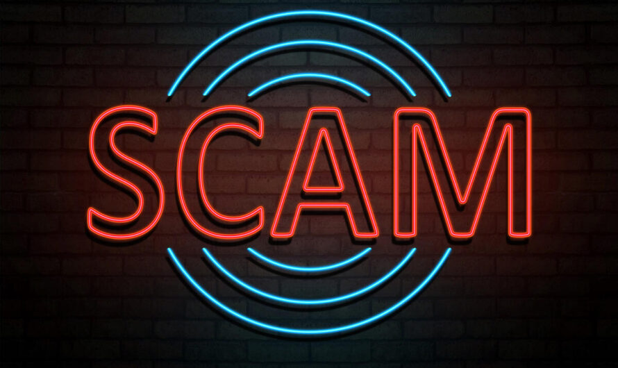 How to spot an online scam: 3 dead giveaways